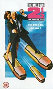 The Naked Gun 2 1/2 - The Smell Of Fear [VHS] [1991]