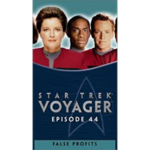 Star Trek - Voyager, Episode 44: False Profits movie