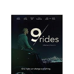9 Rides [Blu-ray]