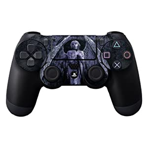 Protective Vinyl Skin Decal Cover for Sony PlayStation DualShock 4 Controller Sticker Skins Fantasy Angel