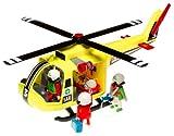 3845 - PLAYMOBIL - Rescate en helicóptero