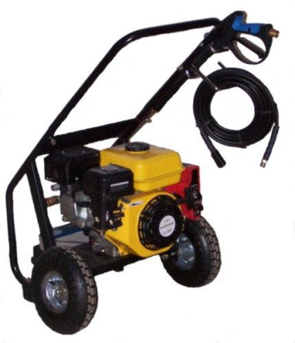 Morpower 2400 Psi Electric Start Pressure Washer