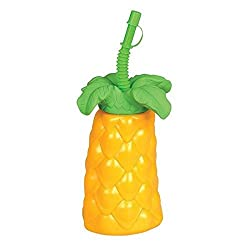 Palm Tree Luau Drinking Cup (Pack of 12)