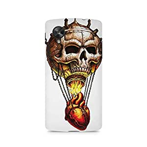 Mobicture Skull Abstract Premium Printed Case For LG Nexus 5
