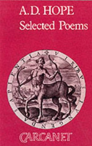 Selected Poems (A.D. Hope)