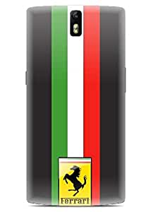 Spygen Premium Quality Designer Printed 3D Lightweight Slim Matte Finish Hard Case Back Cover For One Plus One