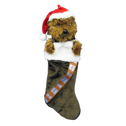 Star Wars Chewbacca Stocking