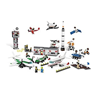 LEGO Space and Airport Set (9335)