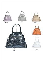 Designer Inspired Barcelona Satchel/Handbag - Colors Available