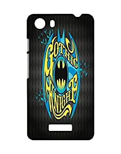 Crackndeal Back Cover for Micromax Unite 3