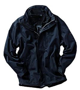 Northland Professional Damen Spartika Long Sleeve Combi Jacke, Black, 36, 02-04879