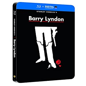 Barry Lyndon [Blu-ray + Copie digitale - Édition boîtier SteelBook]