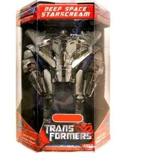 Transformers Decepticon - Deep Space Starscream