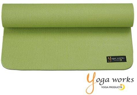 ヨガワークス(Yogaworks) ヨガマットスタンダード 6mm