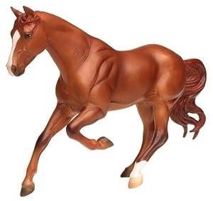 Amazon.com: Commander Riker Breyer Horse - NFRB: Toys & Games