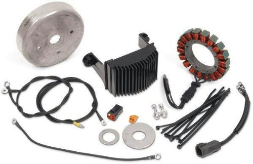 Cycle Electric 70 Series 45 Amp 3-Phase Alternator Kit Ce-73T