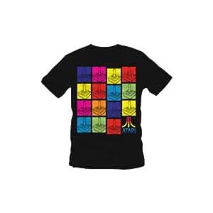 Atari T-Shirt Pop-Art Joysticks Größe L