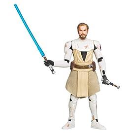 Obi Wan Kenobi Clone Wars Vintage Collection