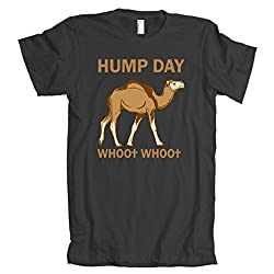 HUMP DAY whoo whoo American amazing apparel T-Shirt