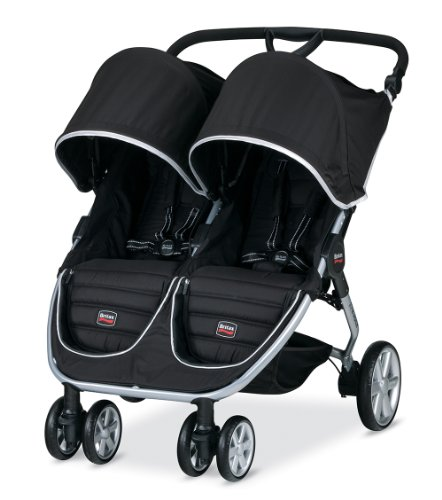 Fantastic Deal! Britax B-Agile Double Stroller, Black