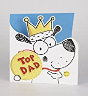 Light up Roger Dog Fathers Day Card