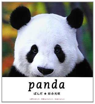 ぱんだ = panda