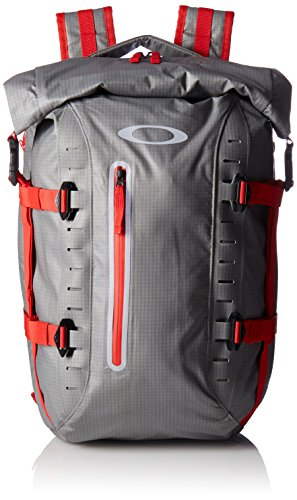Oakley Mens Motion 26 Backpack, Grigio Scuro, 20