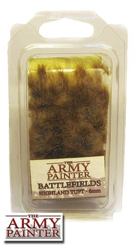 Highland Tuft Battlefields XP Miniature Basing and Flock - 1
