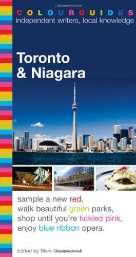 Toronto and Niagara (Colourguide Travel Series)