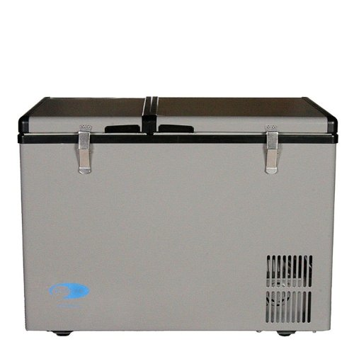 Whynter 62-Quart Dual Zone Portable Fridge/Freezer front-191741