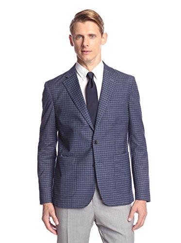 Hardy Amies Men's Tecido Sportcoat