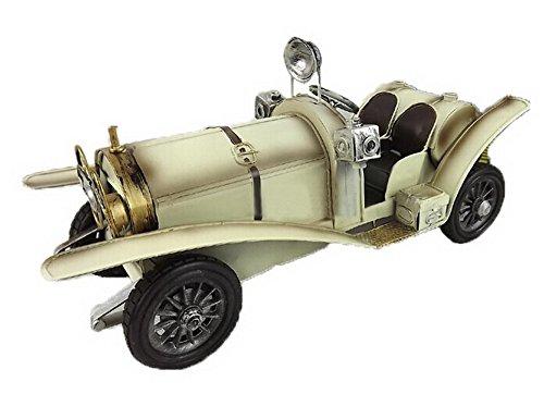 American Retro Home Furnishing Creative Personality Model Car Crafts-1215White