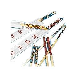 Oriental Chopsticks with Designs