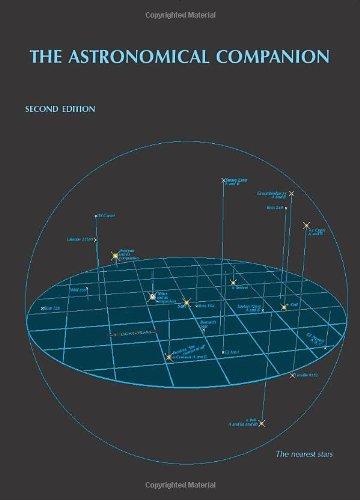 Astronomical Companion
