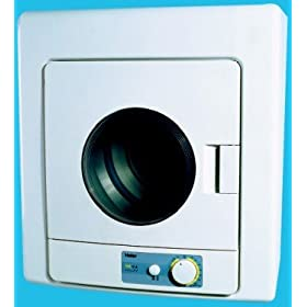 ft  120 volt dryer  white