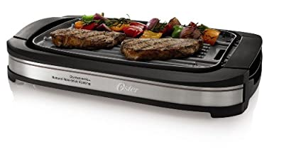 Oster DuraCeramic Griddle with Warming Tray by Jarden Consumer Solutions