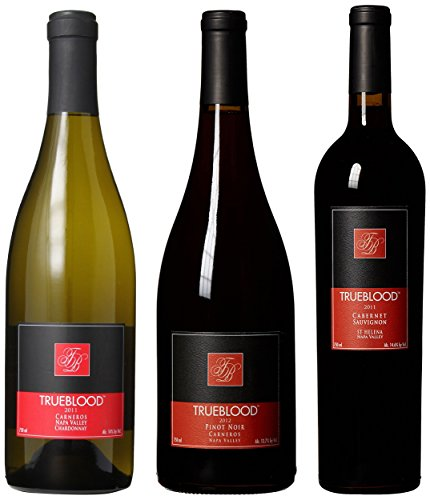 Vampire Vineyards Trueblood Mixed Pack, 3 X 750 Ml