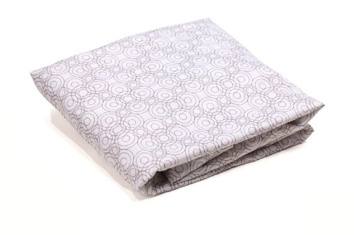 Bloom Fitted Alma Max and Retro Lollipop Sheets, Frost Grey - 1