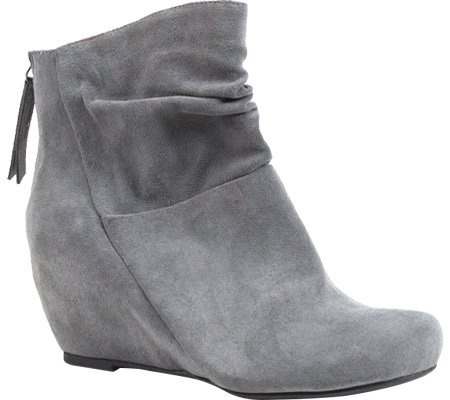 Diba Women's Kling Tight Ankle Boot,Grey,10 M US Picture