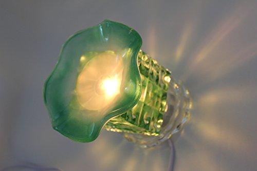 Dx(Hk) Electric Oil Warmer,Fragrance Lamp--Green