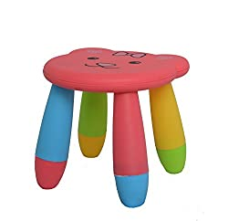 Olly Polly Kids Multipurpose Portable Stool Peach - Gift Toy
