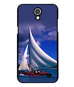 printtech Water Ship Sailing Back Case Cover for Samsung Galaxy Mega 2 , Samsung Galaxy Mega 2 G750F , Samsung Galaxy Mega 2 G7508 Samsung Galaxy Mega 2 Duos G7508Q for China with dual-SIM card slots