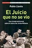 img - for Juicio Que No Se Vio. El book / textbook / text book