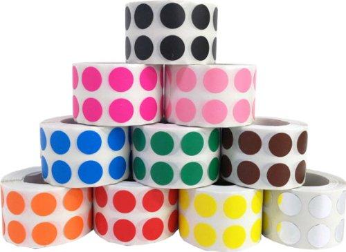 Labels Color Color Coding Labels 10
