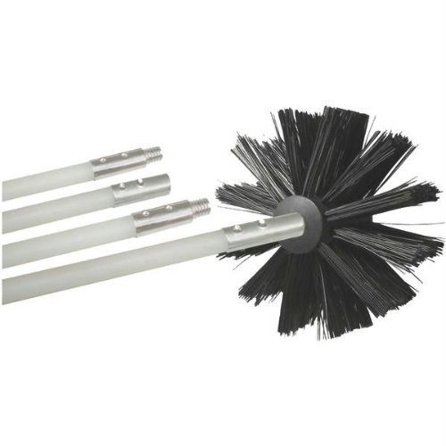 Deflecto Dvbrush8K/6 8Ft Dryer Duct Cleaning Kit front-510073