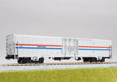 HO Material Handling Car, Amtrak/Phase III #1550