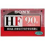 ソニー 一般用オーディオカセットテープ HF (ノーマルポジション 90分 単品) C-90HFB