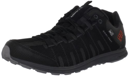 Columbia Master Fly Omni-Heat Outdry, Scarpe sportive outdoor uomo, Schwarz (Black, State Orange 010), 40 2/3