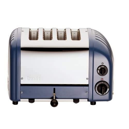 Dualit Combi 2+2 Toaster Lavender Blue 42168