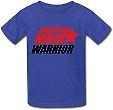 FULEN American Ninja Warrior Kid39s Cotton Tees